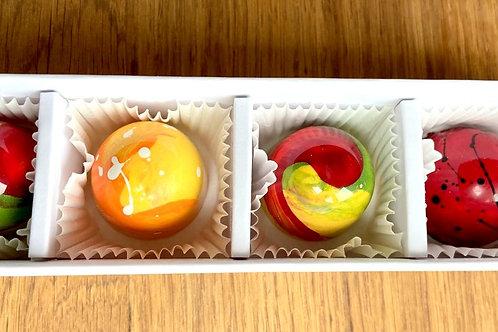 box of Handmade ARTISAN chocolates - ADD on product