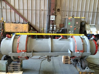 Valtech Engineering refurbs expansion joint for east coast refinery