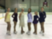 BSC Skaters for the Regional Competition
