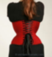 Waist Training Corset by Enchanted Corsets