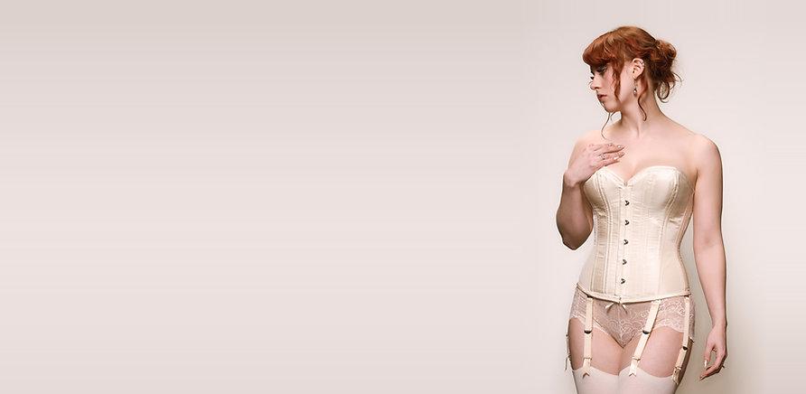 Enchanted Custom Corsets wedding foundaton corset