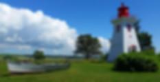 Copyright © 2016 Krisitin Valinsky.Victoria By The Sea Lighthouse, Prince Edward Island