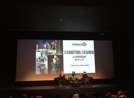 Exhibiting Fashion Symposium Wrap-up