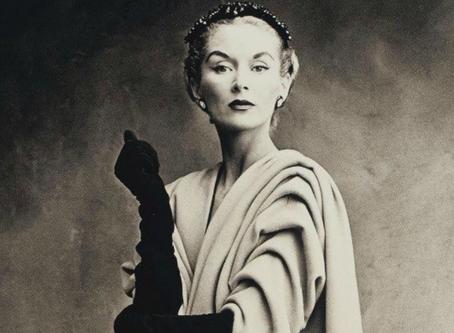 Object Highlight: Balenciaga Mantle Coat (Lisa Fonssagrives-Penn), Paris