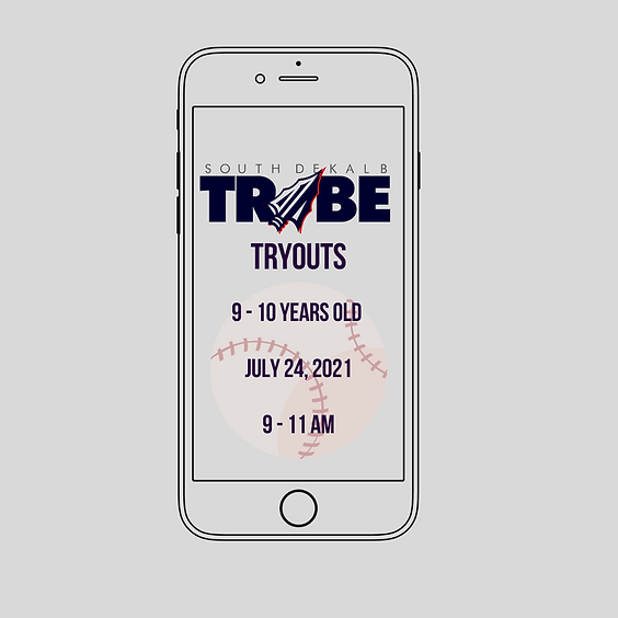 South Dekalb Tribe 9 - 10 years old Tryouts