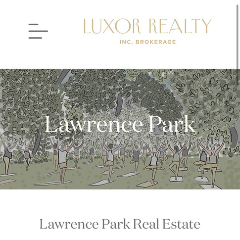 Luxor Realty - Lawrence Park