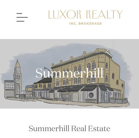 Luxor Realty - Summerhill
