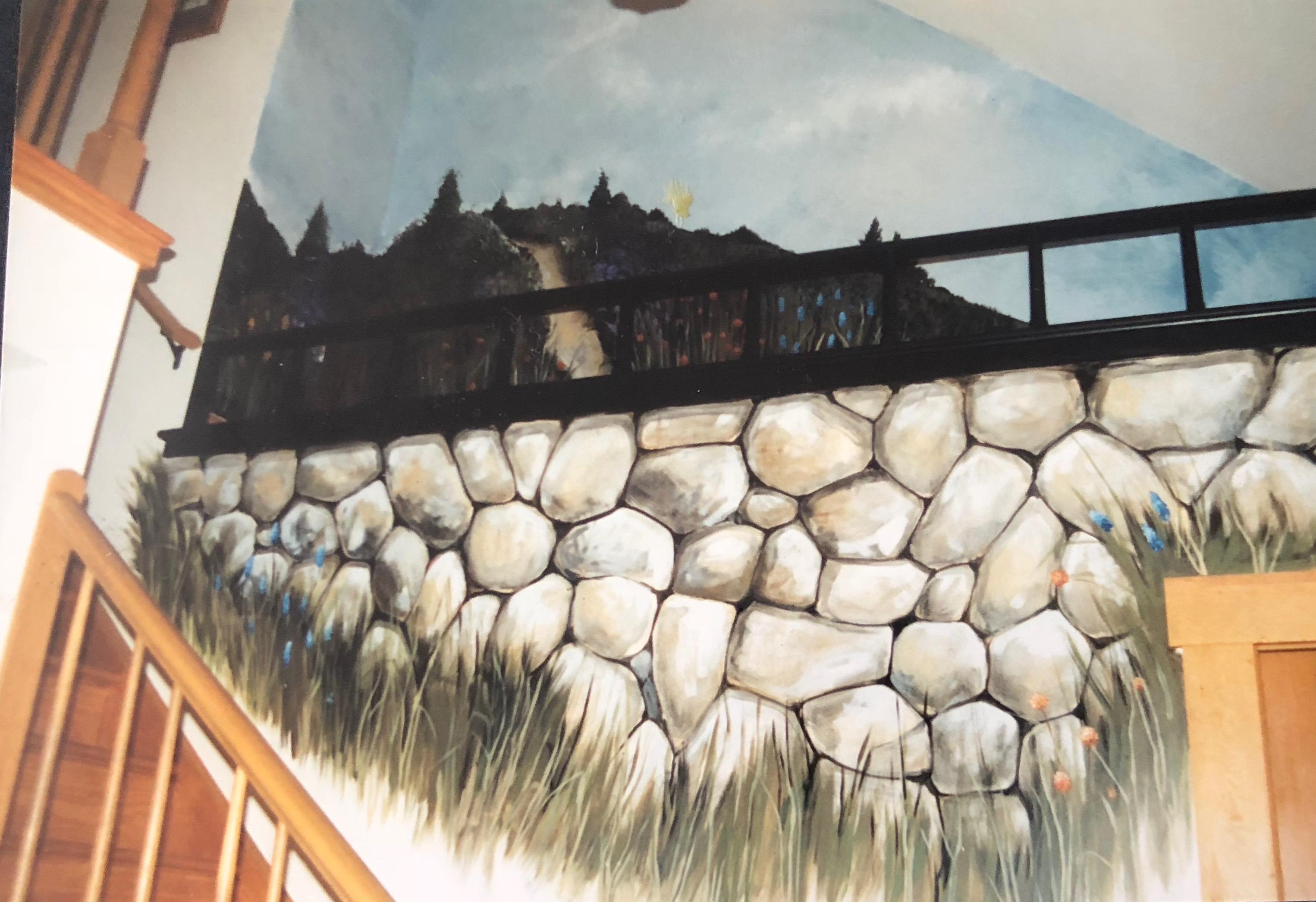 interiormuralsstairsmural#2