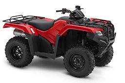 Honda Rancher 420 4x4 AT™ - Auto Transmission & Power Steering