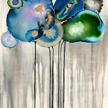 Cerulean Bloom