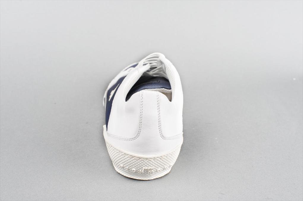 White Sneaker Back