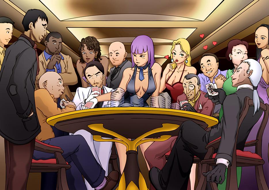 Pool of Gamblers