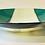 Thumbnail: 'green spring day' glass bowl