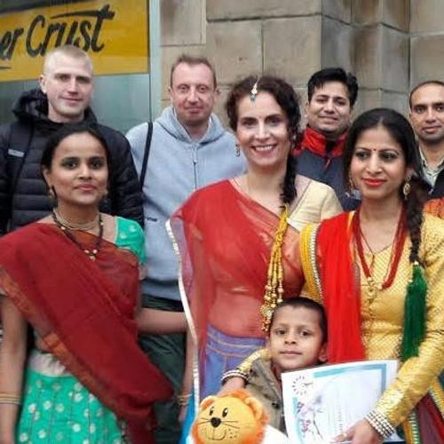 Diwali Celebration at Sheffield Station