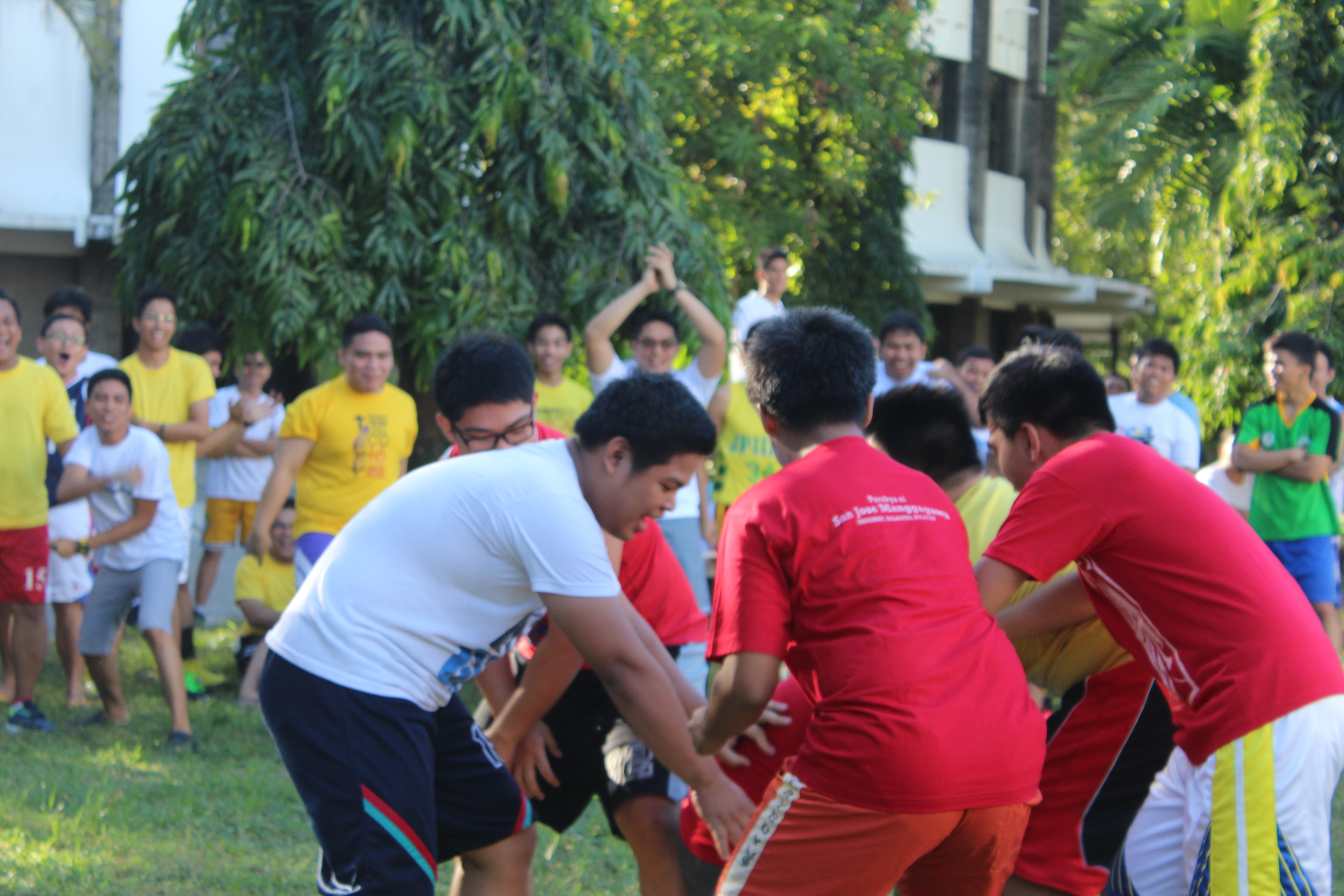 ICMAS engages in a week-long Intramurals