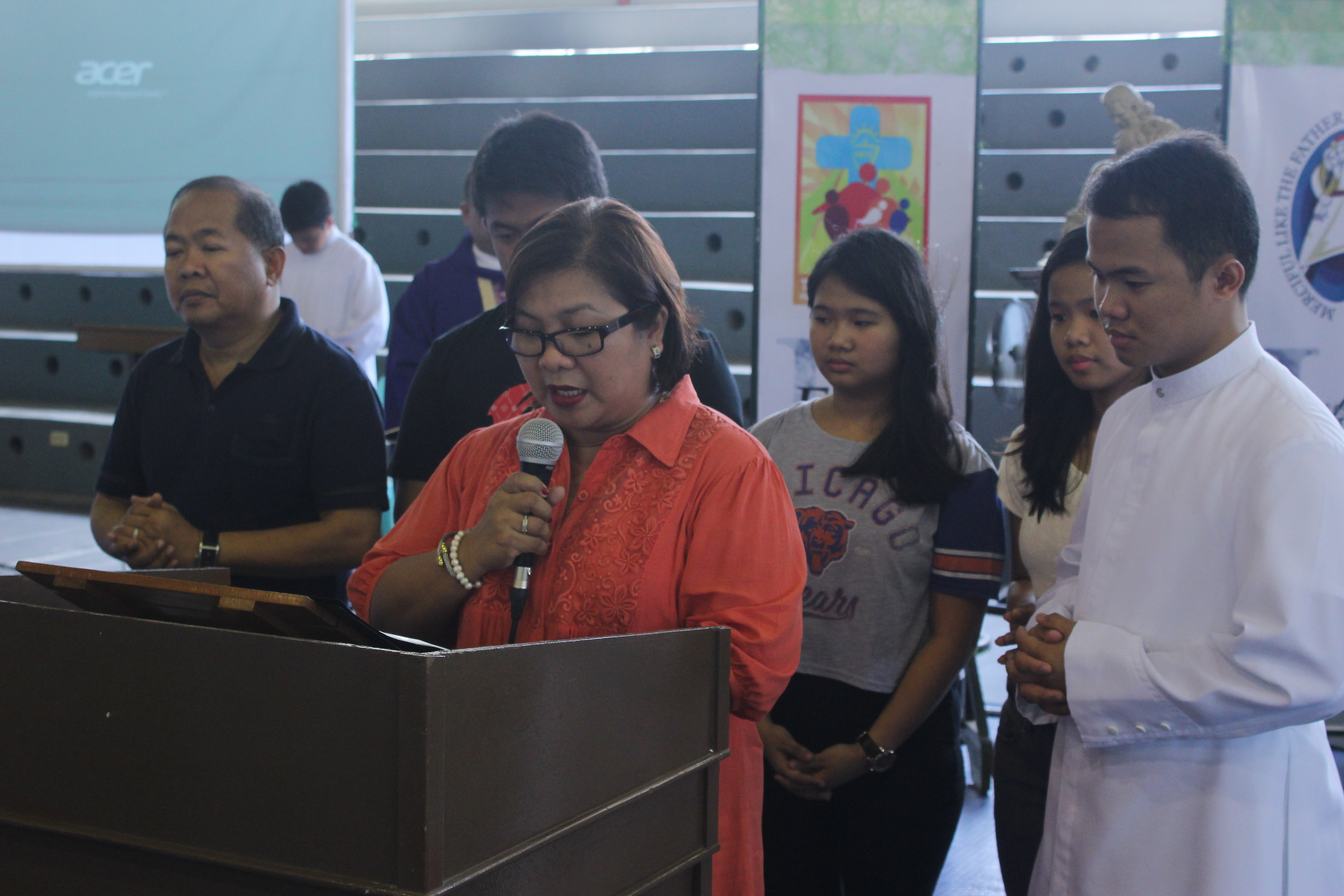 Immaculate Conception Seminary Complex opens her doors