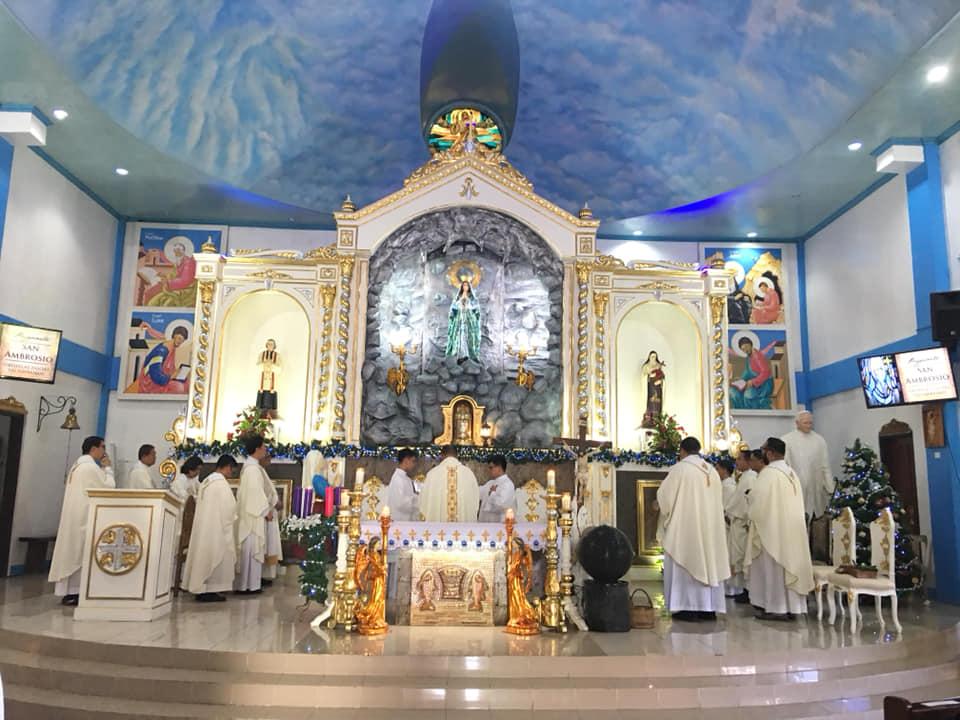 Lourdes Declaration remembered in Seminary Pilgrimage