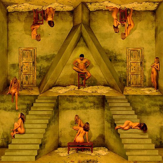 Клетка-Пирамида