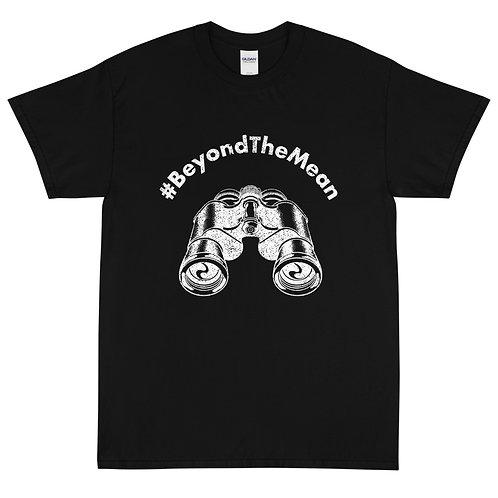 #BeyondTheMean Short Sleeve T-Shirt