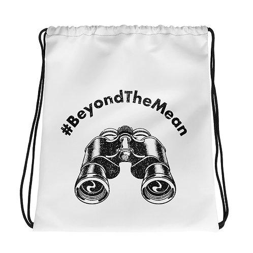 #BeyondTheMean Drawstring bag