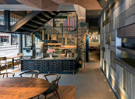 Bespoke design hatched for Nandos Sydenham