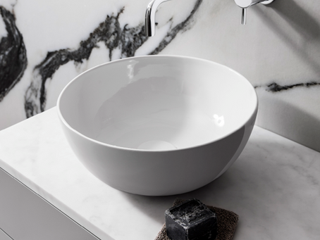 Stunning new basin designs unveiled by Bauhaus