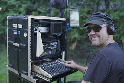 Sound mixer, mixing, audio, recording, Ottawa, Stephen Lorne
