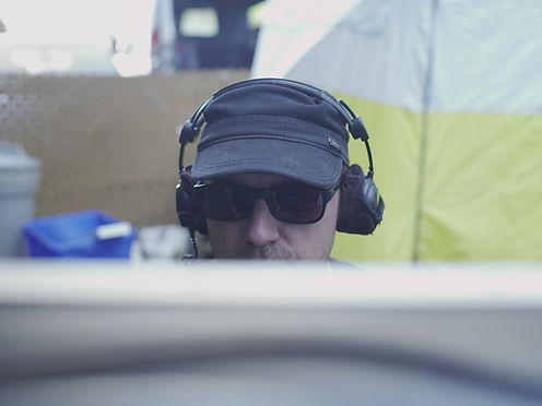 Stephen Lorne, Sound Mixer, Recording, Ottawa, Canada