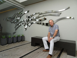 Murphy-Wall Sculpture