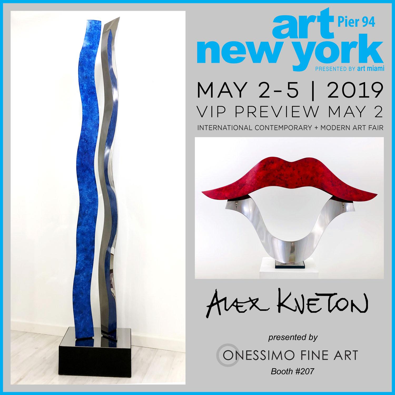 Art New York 4.2019