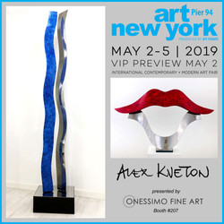 Art New York 4.2019