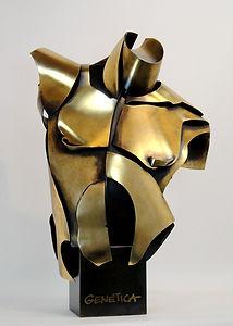 Alex Kveton Figurative sculptures