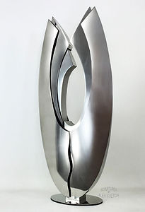 Alex Modern Stainless steel sculptures