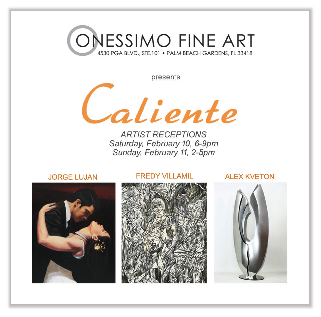OnessimoFineArt- Caliente 3