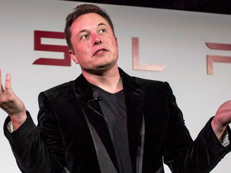 Is Tesla's Musk repellent to women?