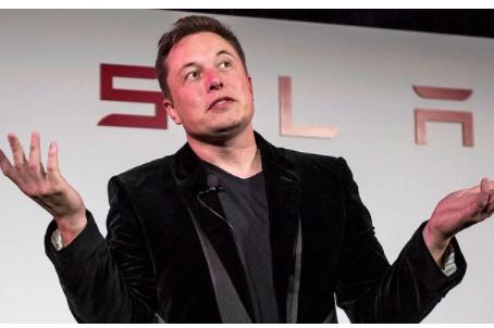 Is Tesla's Musk repellent to women?