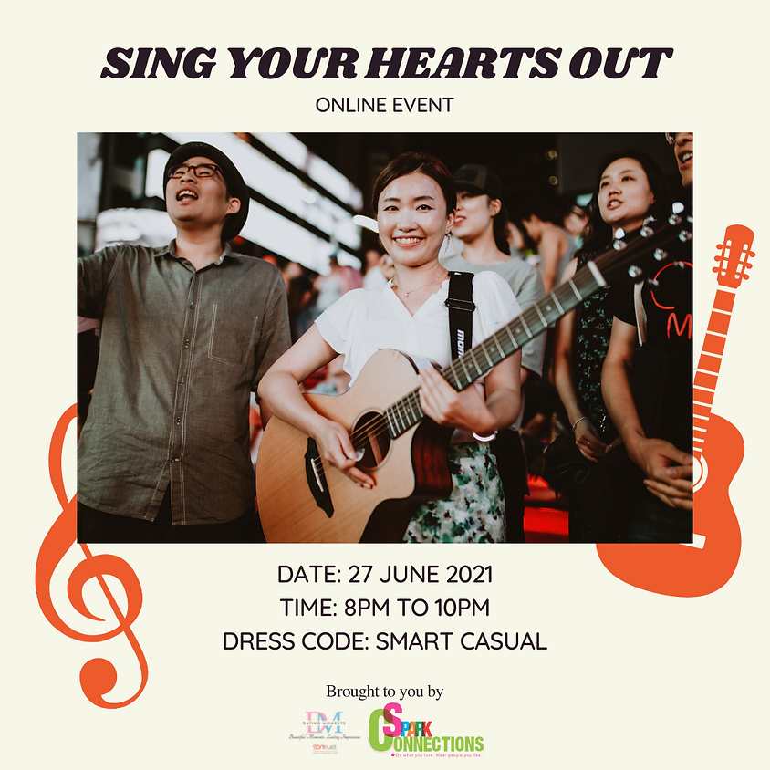 Sing Your Hearts Out (CALLING FOR LADIES)