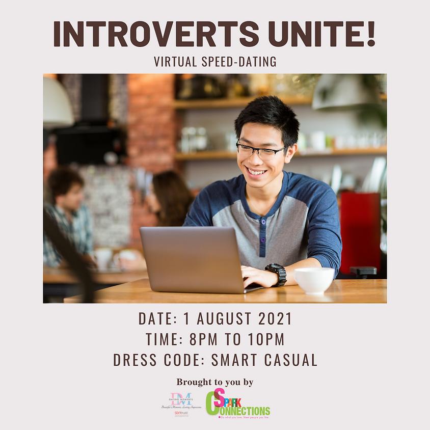 Introverts Unite! (CALLING FOR LADIES)
