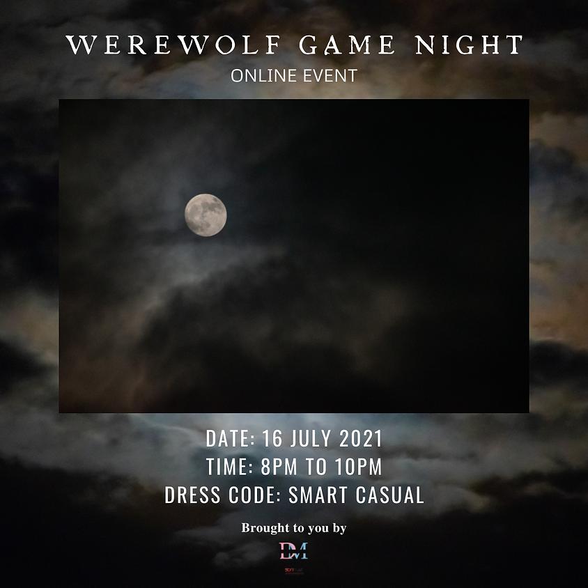Werewolf Game Night