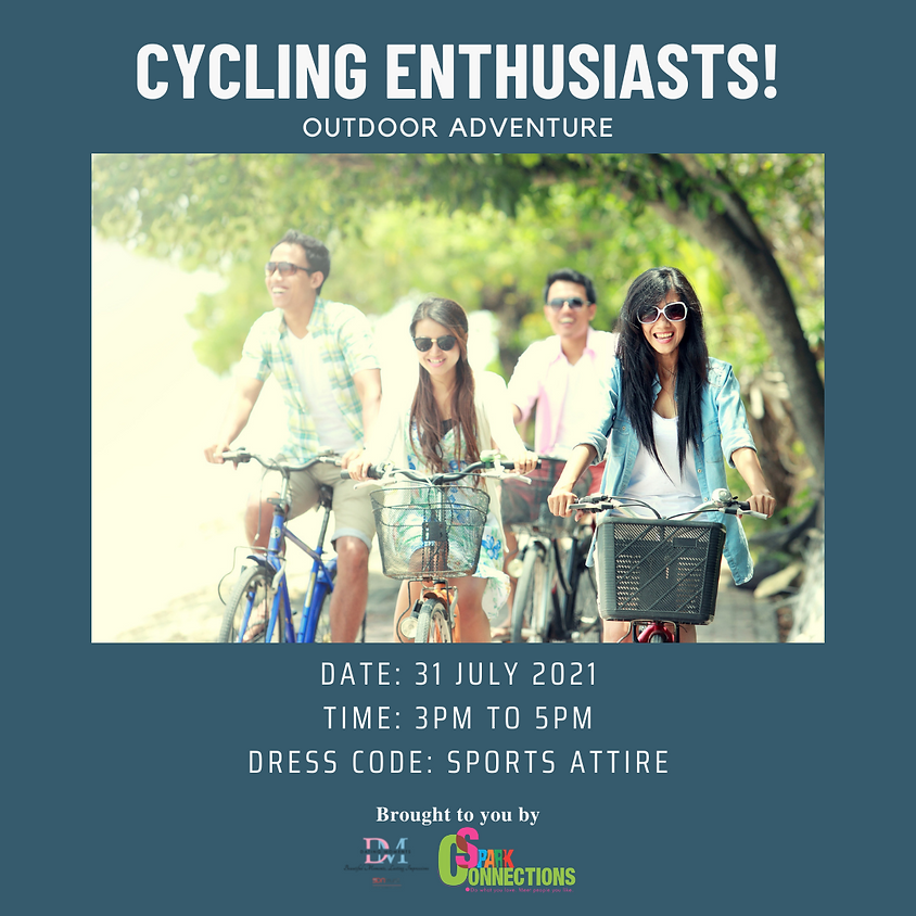 Cycling Enthusiasts! (1)