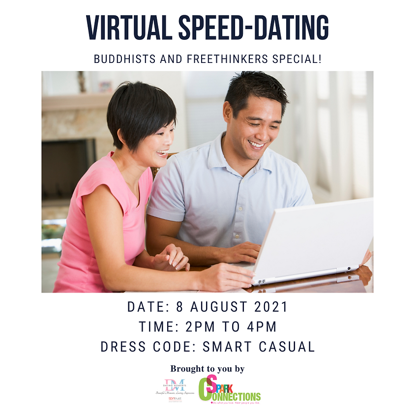 Virtual Speed-Dating: Buddhists and Freethinkers Special!