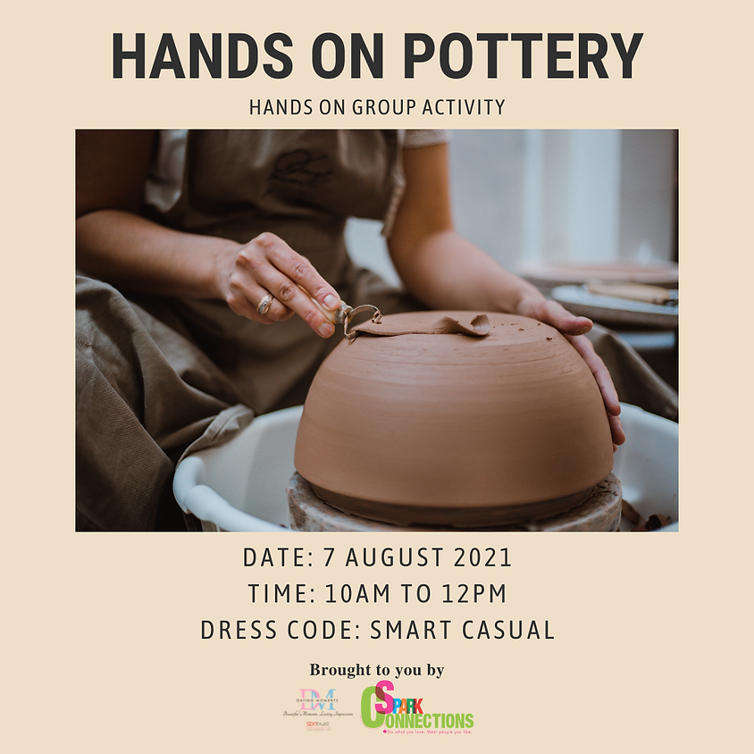 Hands on Pottery! (1)