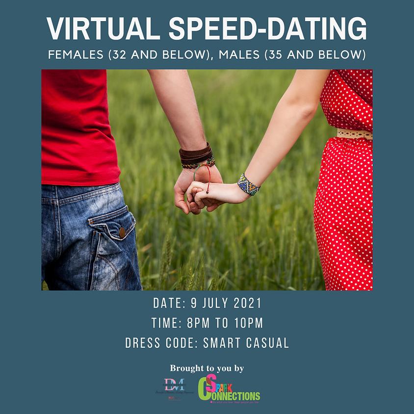 Virtual Speed Dating (F < 32, M < 35)