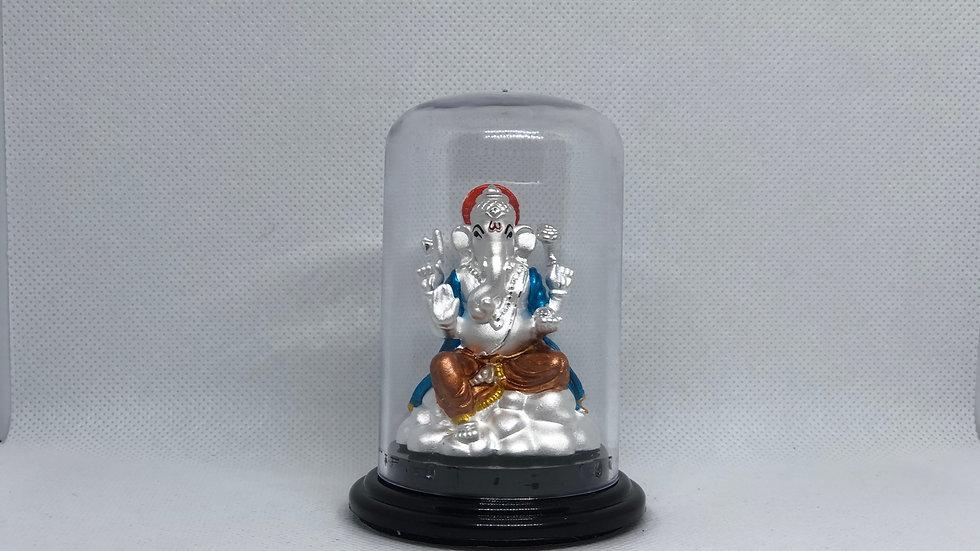 Silver Lord Ganesha