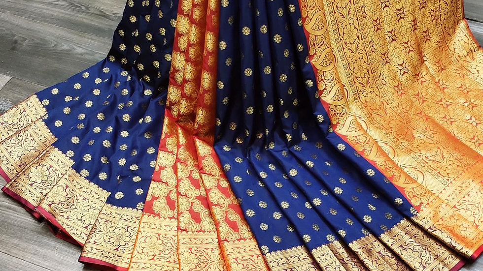 Grand Party Sari