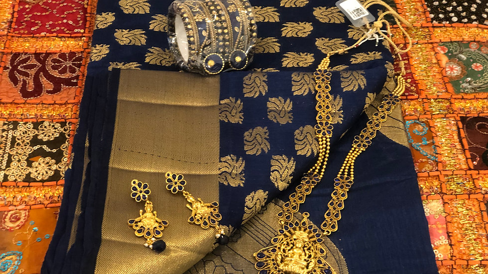 Gift Bag - Dazzle in Blue