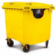 1100-litre-wheelie-bin-yellow-medical-nh