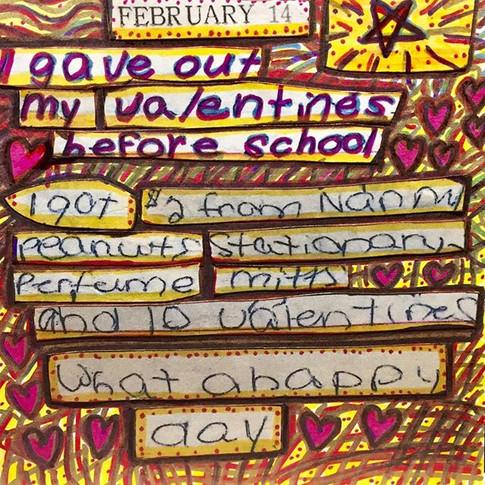 """""""Valentine's Day, 1974"""""""