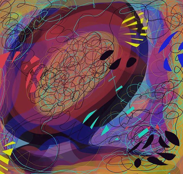 """In My Head"" (COVID-19 Series), 14/19. I"