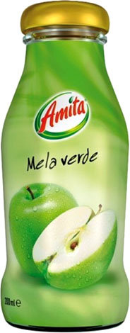 AMITA GREEN APPLE NECTAR 200 ML